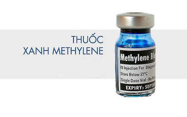 Thuốc Trị Kiến Ba Khoang: Xanh Methylen