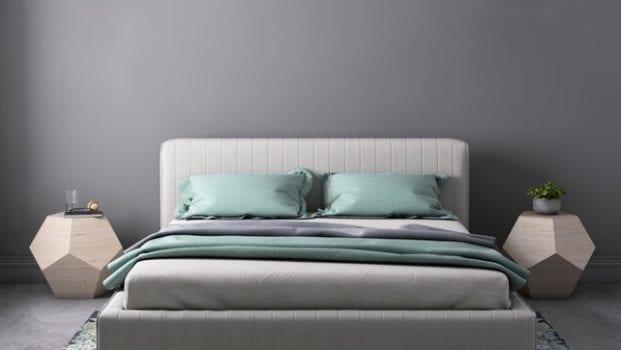 Trang trí đầu giường các món đồ