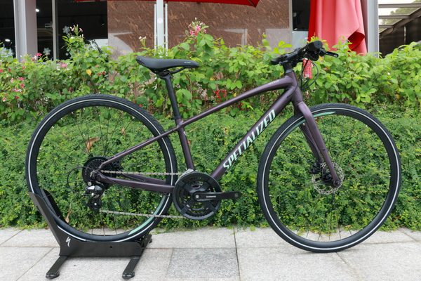 Xe Đạp Thể Thao Nữ - Specialized Sirrus Women Disc 2018