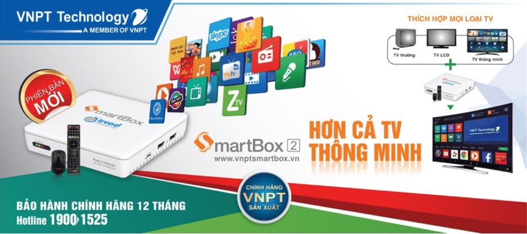 Android Tv Box Vnpt Smart Box 2