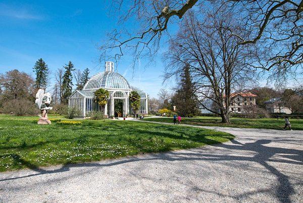 Vườn Conservatory