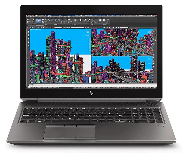 Laptop Workstation Zbook 15 G5