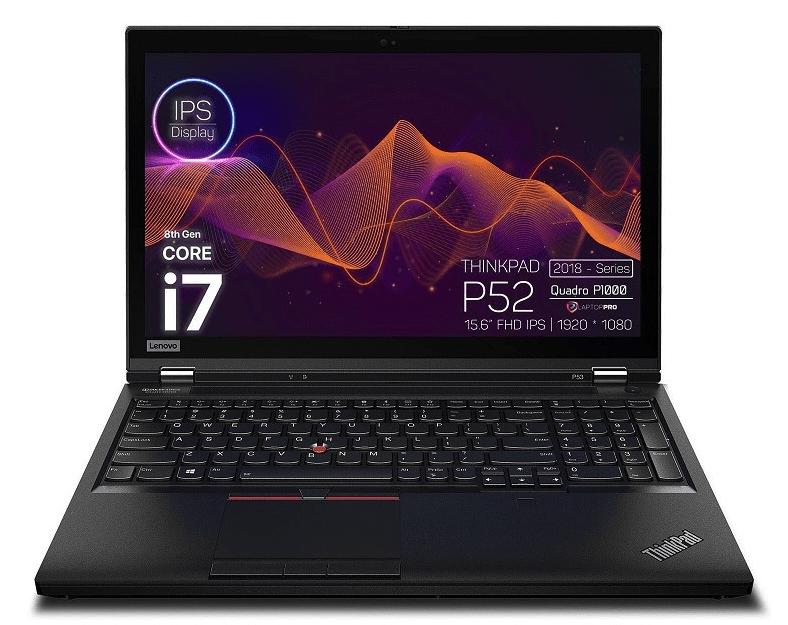 Laptop Workstation Máy Trạm Lenovo Thinkpad P52