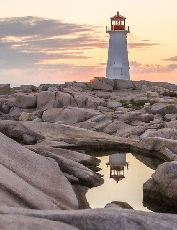 &Quot;Thiên Đường&Quot; Nova Scotia