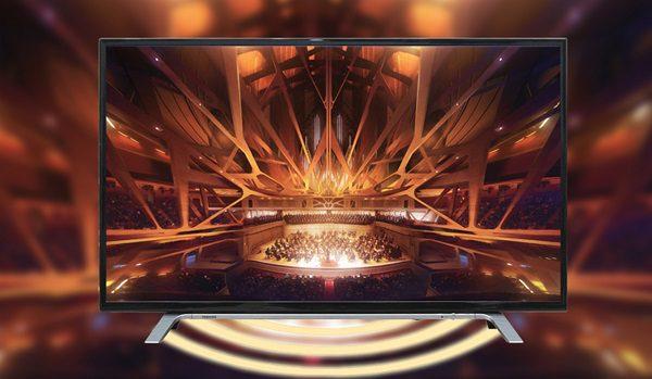 Smart Tivi Led Toshiba 43 Inch 43L5650Vn Nhược Điểm