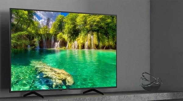 Tivi Tốt - Sony 4K 43 Inch Kd- 43X7400H