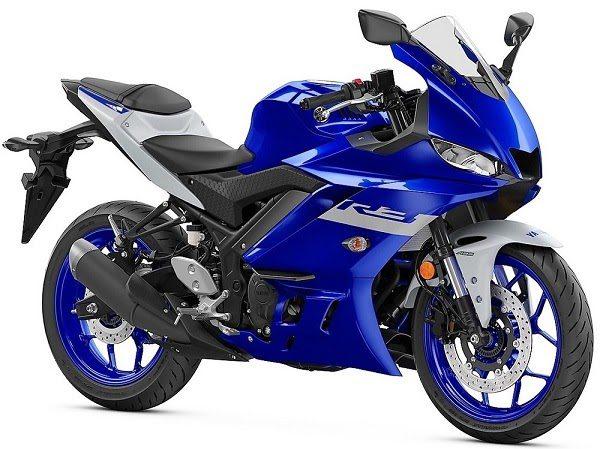 Xe Phân Khối Lớn Yamaha R3