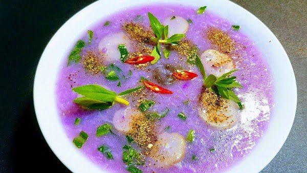 Canh Khoai Mỡ Chay Ngon