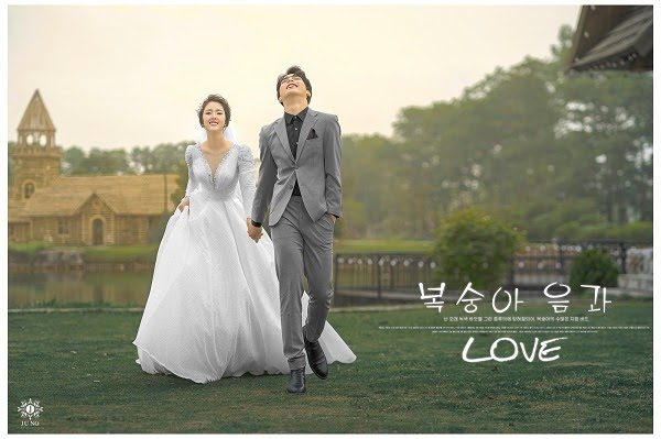Chụp Ảnh Cưới Đẹp Tại Juno Wedding Korea
