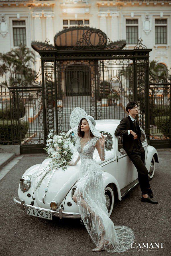 Địa Chỉ Chụp Ảnh Cưới Đẹp Hà Thành - L'amant Wedding