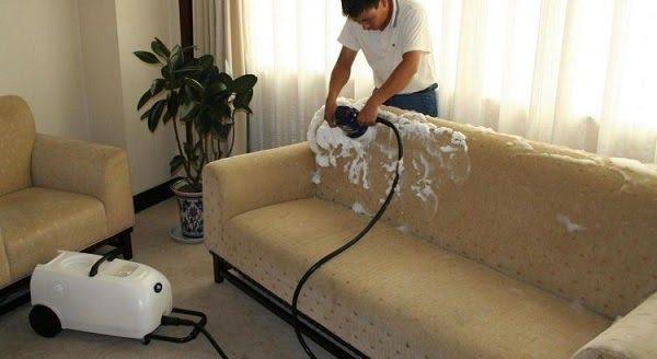 Địa Chỉ Giặt Sofa Tại Nhà Uy Tín