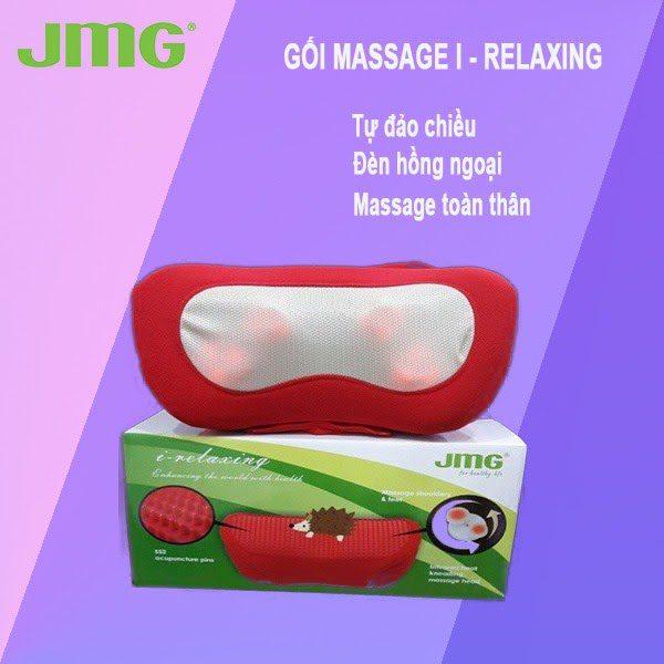 Gối Massage Hồng Ngoại Jmg - I Relaxing