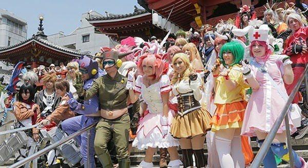 Lễ Hội Anime