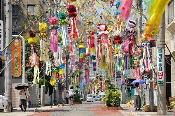 Lễ Thất Tịch Nhật Bản