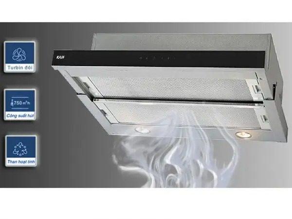 Máy Hút Mùi Bếp Của Đức Kaff Kf-Tl60H