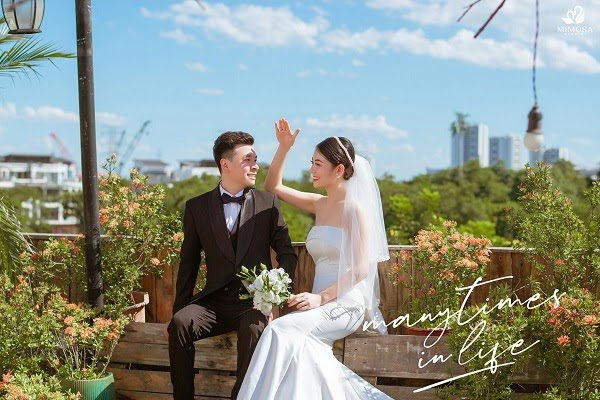 Chụp Ảnh Cưới Đẹp Tại Mimosa Wedding