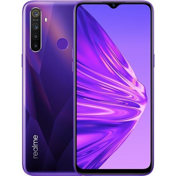 Smartphone Chất Lượng - Realme 5 (4Gb/128Gb)