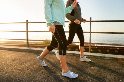Review đi bộ giảm cân