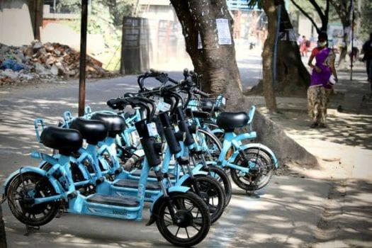 Review xe đạp điện