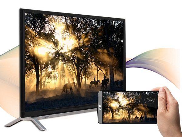 Smart Tivi Led Toshiba 43 Inch 43L5650Vn