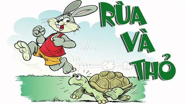 Truyện Cổ Tích Cho Bé Rùa Và Thỏ