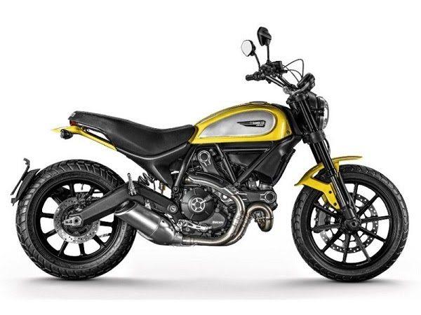 Xe Mô Tô Ducati Scrambler