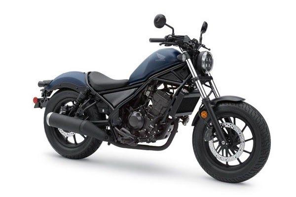 Xe Honda Rebel 300