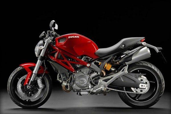 Xe Mô Tô Ducati Monster 795