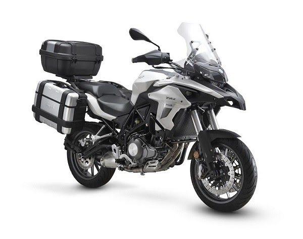Xe Moto Benelli Trk 502