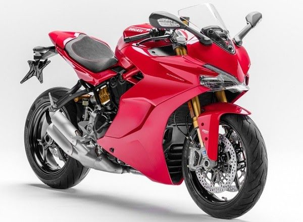 Xe Mô Tô Ducati Supersport