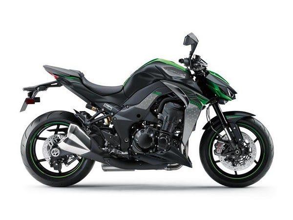 Xe Mô Tô Kawasaki Z1000