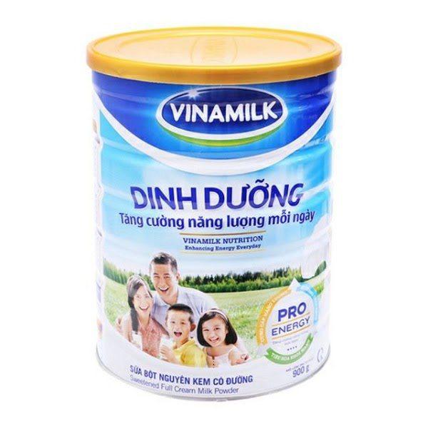 Sữa Nguyên Kem Vinamilk Tăng Cân Đánh Giá