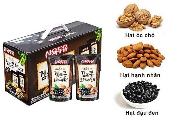 Sữa Óc Chó Hàn Quốc Tăng Cân Đánh Giá