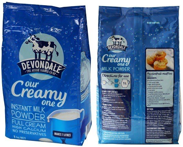 Sữa Tăng Cân Devondale