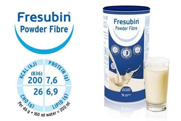 Sữa Tăng Cân Fresubin Powder Fibre