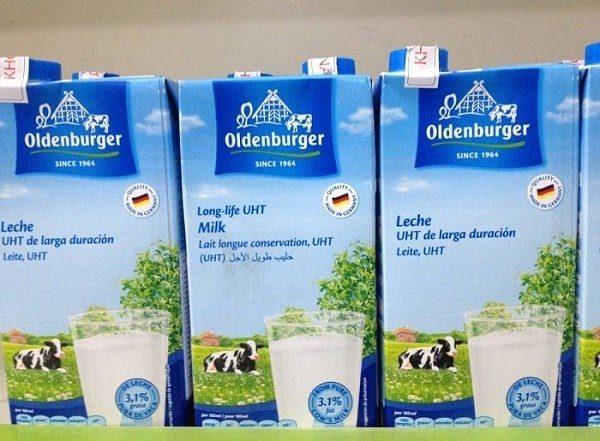 Sữa Tăng Cân Cho Người Gầy Oldenburger