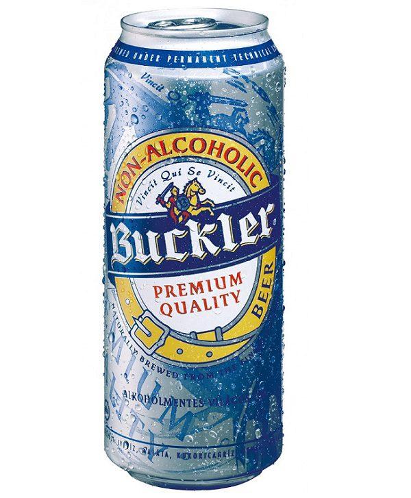 Bia Không Cồn Buckler