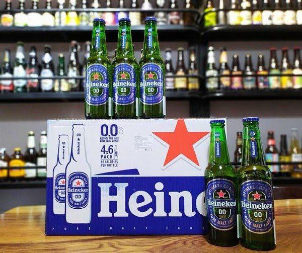 Bia Không Độ Heineken Đánh Giá