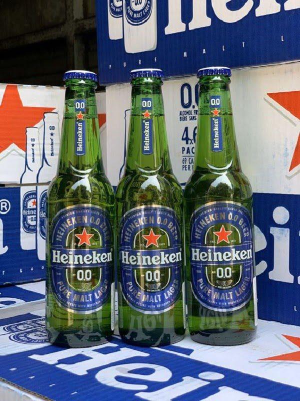 Bia Không Độ Heineken