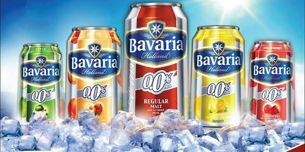 Bia Không Độ Cồn Bavaria Đánh Giá