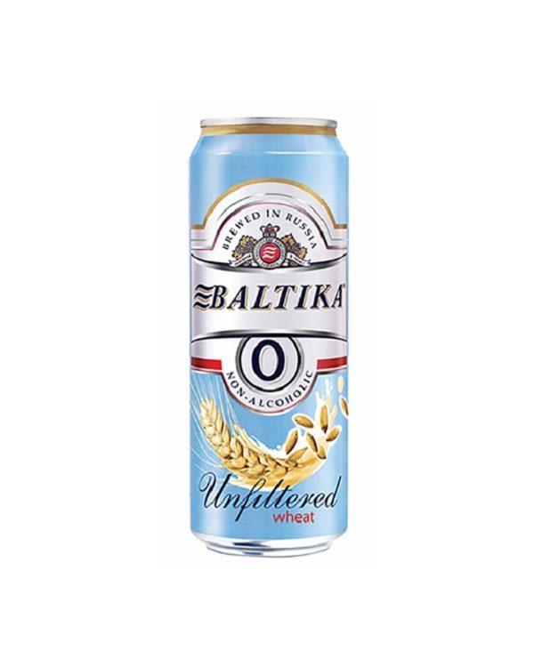 Bia Không Độ Cồn Nga Baltika