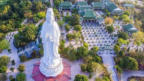 Cảnh Đẹp Đà Nẵng Chủa Linh Ứng
