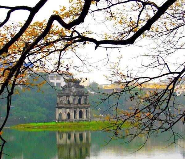 Cảnh Đẹp Hà Nội Hồ Gươm
