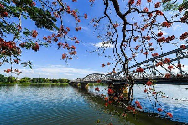 Sông Hương Cảnh Đẹp Huế
