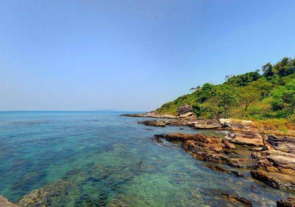 Cảnh Đẹp Phú Quốc Mũi Gành Dầu