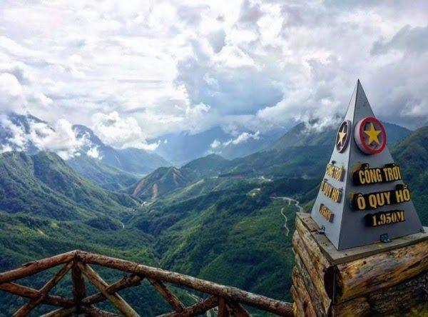 Cảnh Đẹp Sapa Cổng Trời