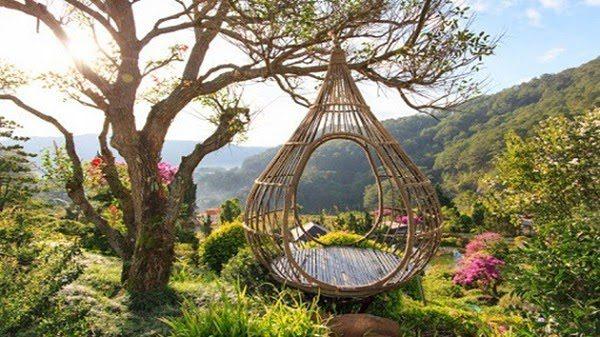 Cảnh Đẹp Việt Nam Que Garden Coffee
