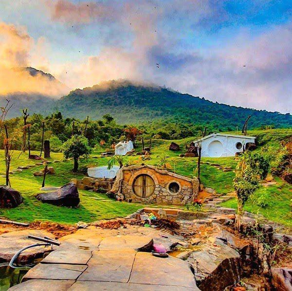 Khu Du Lịch Bạch Mã Cảnh Đẹp Việt Nam