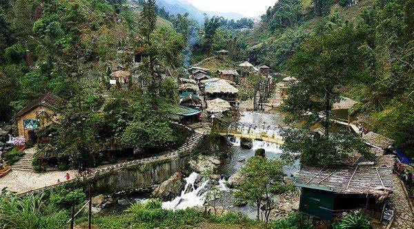 Cảnh Đẹp Việt Nam Bản Cát Cát Sapa