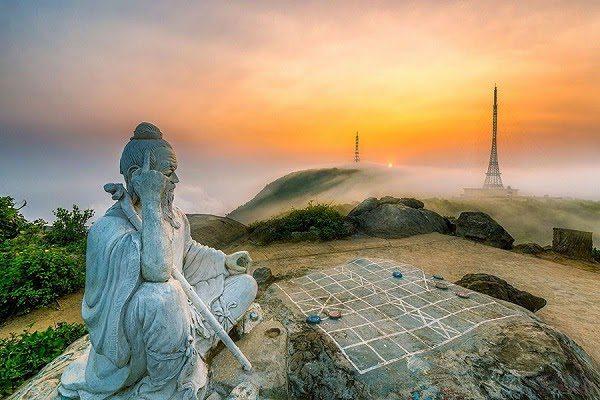 Cảnh Đẹp Việt Nam Đỉnh Bàn Cờ